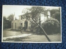 POSTCARD KEATS HOUSE, WENTWORTH PLACE, FRONT, HAMPSTEAD, LONDON