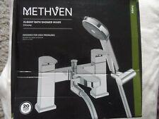Methven Albany Bath Shower Mixer Chrome RRP £175 BNIB