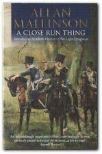 Mallinson, Allan, A Close Run Thing, UsedVeryGood, Paperback