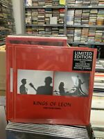 Kings Of Leon 2 LP When You See Yourself Cream Colored Vinyl Versiegelt 2021