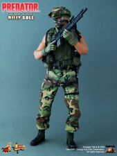 1/6 Hot Toys PREDATOR MMS73 PRIVATE BILLY SOLE MOVIE MASTERPIECE ACTION FIGURE