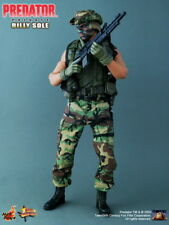 HOT TOYS 1/6 PREDATOR MMS73 PRIVATE BILLY SOLE MOVIE MASTERPIECE ACTION FIGURE