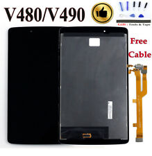 For LG G Pad 8.0 V480 V490 LCD Display + Touch Screen Digitizer Assembly Replace
