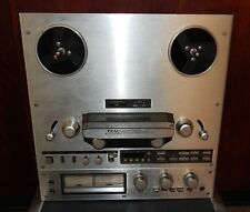Vintage TEAC Model X-1000R Reel To Reel Tape Recorder X1000 R X 1000 Project