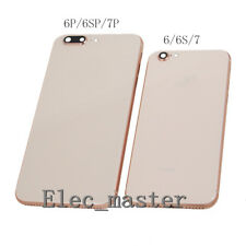 Housing Back Door Frame Battery Cover for iPhone 6S 6 7 Plus DIY iPhone 8 8 Plus
