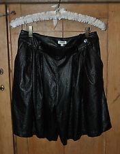 KENZO Nero Hotpants Pantaloncini Bermuda EUR 40