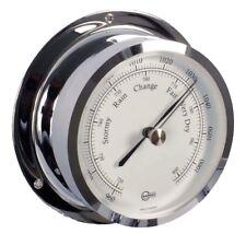 SHIP Barometer ANALOG BARIGO Star Chrome 110mm