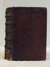 APPARATUS BIBLICUS- By Bernard Lamy, Catholic, Bible, Book of Tobit, 1696
