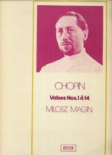Chopin: Valses N. 1 - 14 Milosz Magin   Decca France