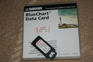 Garmin BlueChart Southwest Florida MUS011R Data Card Marine Chart