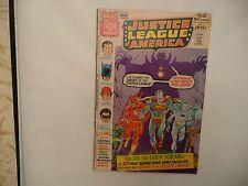 JUSTICE LEAGUE OF AMERICA #97 1972- SUPERMAN-ORIGIN JLA FN+/VF Free Bag & Board