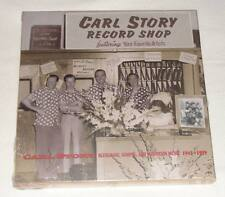 CARL STORY Bluegrass Gospel and Mountain Music 1942-1959 4CD Box + Book * NEW