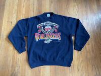 Minnesota Twins Vintage 90's Logo 7 Crew Neck Sweatshirt Mens XL Rare MLB