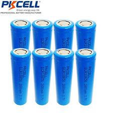 8 x 18650 Vape Rechargeable Li-ion Battery 2600mAh 3.7V Unprotected Flat Top