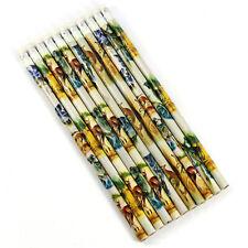 36 Australia Souvenir Grey Lead Pencil Eraser Rubber Kangaroo Koala Stationery
