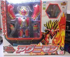 Japanese Digimon Frontier Hybrid-Digivolving Spirit Evolution Agunimon