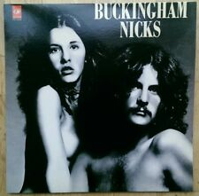BUCKINGHAM NICKS SELF TITLED NEW VINYL LP REISSUE.