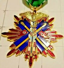 WW2 ORDER of GOLDEN KITE MEDAL Copy Imperial JAPANESE Nippon Kinshi Kunshō 金鵄勲章
