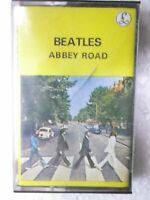 THE BEATLES ABBEY ROAD 1990 RARE orig CASSETTE TAPE INDIA indian