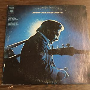 Johnny Cash at San Quentin LP