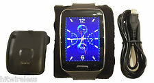 Broken Sim Slot Samsung Galaxy Gear S Smart Watch SM-R750T Black T-Mobile