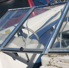 WALK THROUGH DOOR GLASS WINDSHIELD PANEL ONLY! OFF 2000 Glastron GX 185 SF