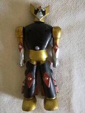 ROBOT IN GOMMA DURA VINTAGE ANNI 80 GOLDRAKE MAZINGA UFO ROBOT KO
