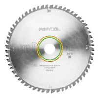 Festool Fine Tooth Saw Blade 260 x 30 x 2.5 x 60T For Kapex KS Saw - 494604