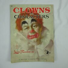 How to Paint Clowns and Characters by Leon Franks