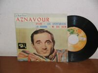 "Charles Aznavour - Sylvie (7"", EP) (Very Good Plus (VG+))  - 1032458735"