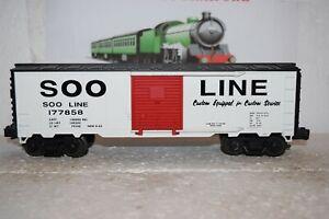 O Scale Trains IDM/Atlas Soo Line Box Car 177858