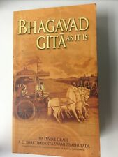 Bhagavad-Gita As It Is by A. C. Bhaktivedanta Prabhupada (1983, Paperback)