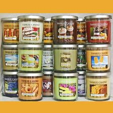 YANKEE CANDLE Small 7 oz TUMBLER JAR CANDLES New & Retired SCENT CHOICES