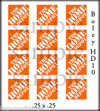NEW PEEL AND STICK RPS BOLEY VEHICLE DOOR DECALS HO SCALE 1/87 CUSTOM HD10