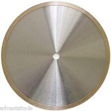 "10"" Wet Glass Tile Diamond Saw Blade - Standard Grade"