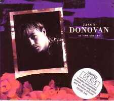 ☆ MAXI CD Jason DONOVAN  As time goes by Ltd ed 4-track digipack  ☆