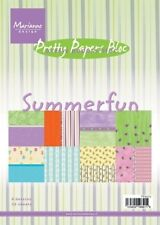 MARIANNE PRETTY PAPERS BLOC STACK SUMMERFUN