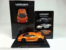 1:64 Kyosho Lamborghini Minicar Collection IV 4 Sesto Elemento 2010-2011 Orange