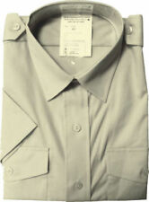 Button Cuff Formal Shirts for Men 40 in. Chest Singlepack