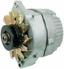10SI 1 Wire Hookup INDUSTRIAL EQUIPMENT 100 HIGH AMP HD ALTERNATOR 24 Volt 7129
