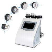 5in1 Ultrasonic Fat Cavitation Machine Vacuum Radio Frequency Skin Tighten Salon