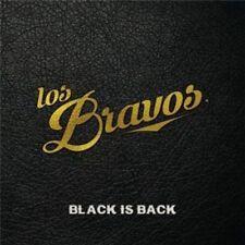 LOS BRAVOS - BLACK IS BACK - SINGLE 4 CANCIONES [CD]