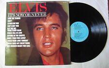 ELVIS PRESLEY (LP 33T) IT'S NOW OR NEVER