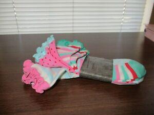 Matilda Jane 3 Pair of Socks  NWT  Size L