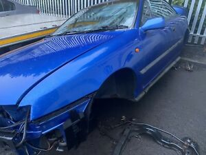 Vauxhall Calibra Passenger Front Wing Blue Very Good Condition