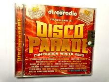 DISCOPARADE COMPILATION WINTER 2005  -  MARCO RAVELLI  -  2 CD NUOVO E SIGILLATO