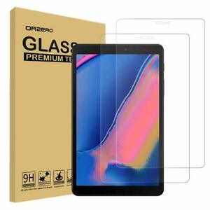 "2PCS Samsung Galaxy Tab A 8"" 2019 SM-T295 / T290 Tempered Glass Screen Protector"