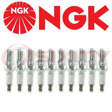 10 PCS - NGK 3346 V-Power Spark Plugs (BR7EF)