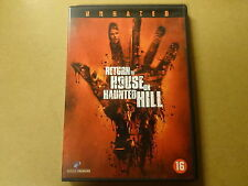 DVD / RETURN TO HOUSE ON HAUNTED HILL ( UNRATED )