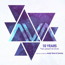 Somna, Andy Moor - Ava 10 Years [New CD] Holland - Import